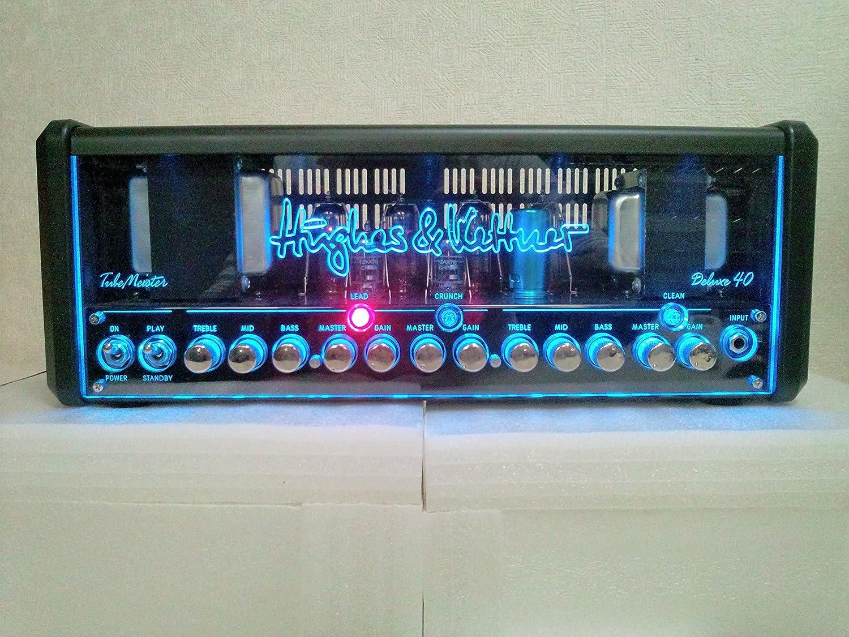 格安販売中 Hughes&Kettner TubeMeister ギターアンプ DELUXE ヘッド TubeMeister DELUXE B01GO8VQ6I 40 HUK-TM40DX/H B01GO8VQ6I, インポートセレクトショップMINT:340c7f6d --- digitalmantraacademy.com