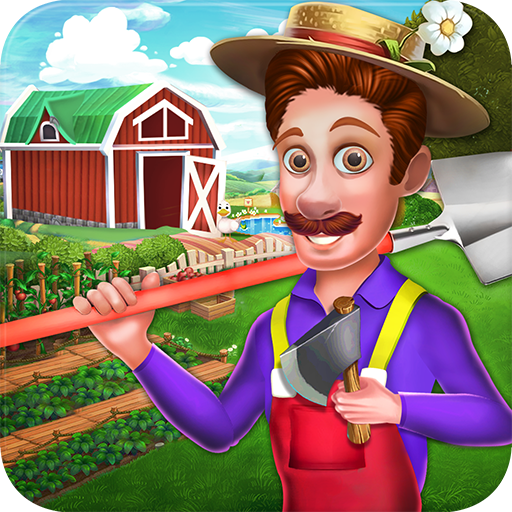 Old Mans Big Green Farm   Get A Taste Of The Happy Farm Life Of The Old Man With This Free Adventure Game