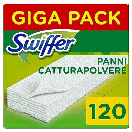 Swiffer suelo de polvo paños, Después De Relleno Pack, paquete abrefácil, 3 (
