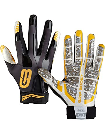 f7b56aa2be7 Grip Boost  1 Grip in Football Gloves Stealth Men Pro Elite Adult and Youth  Football