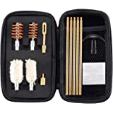 Compact Shotgun Cleaning Kit for 12 and 20 Gauge Shotguns Cleaning Kit Brush and Mop by BOOSTEADY