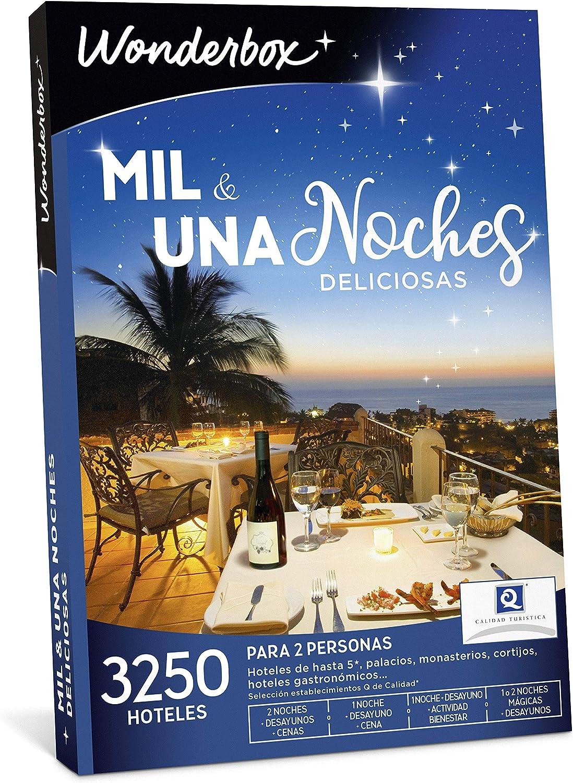 Caja Regalo Mil & Una Noches Deliciosas Wonderbox: Amazon.es ...