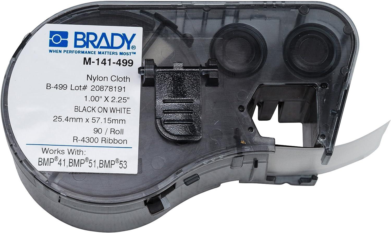 Brady M-141-499 Labels for BMP53/BMP51 Printers