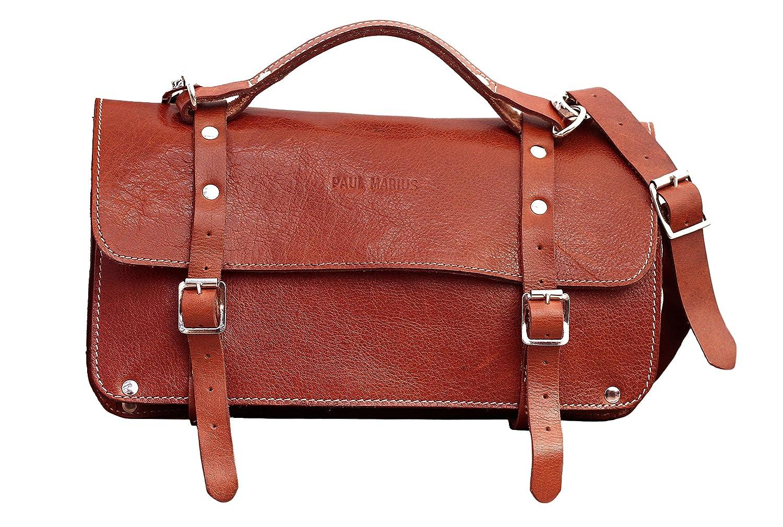 L ENVELOPPE LIGHT vintage leather clutch bag purse leather PAUL MARIUS   Amazon.co.uk  Shoes   Bags 1bce8e83d52f3