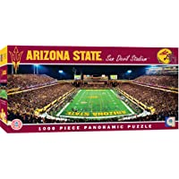 $30 » MasterPieces Collegiate Arizona State Sun Devils 1000 Piece Stadium Panoramic Jigsaw Puzzle