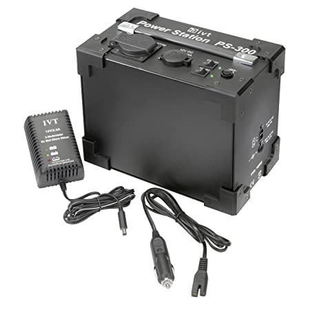 IVT 430100 Power Station PS-300 Mobile Steckdose