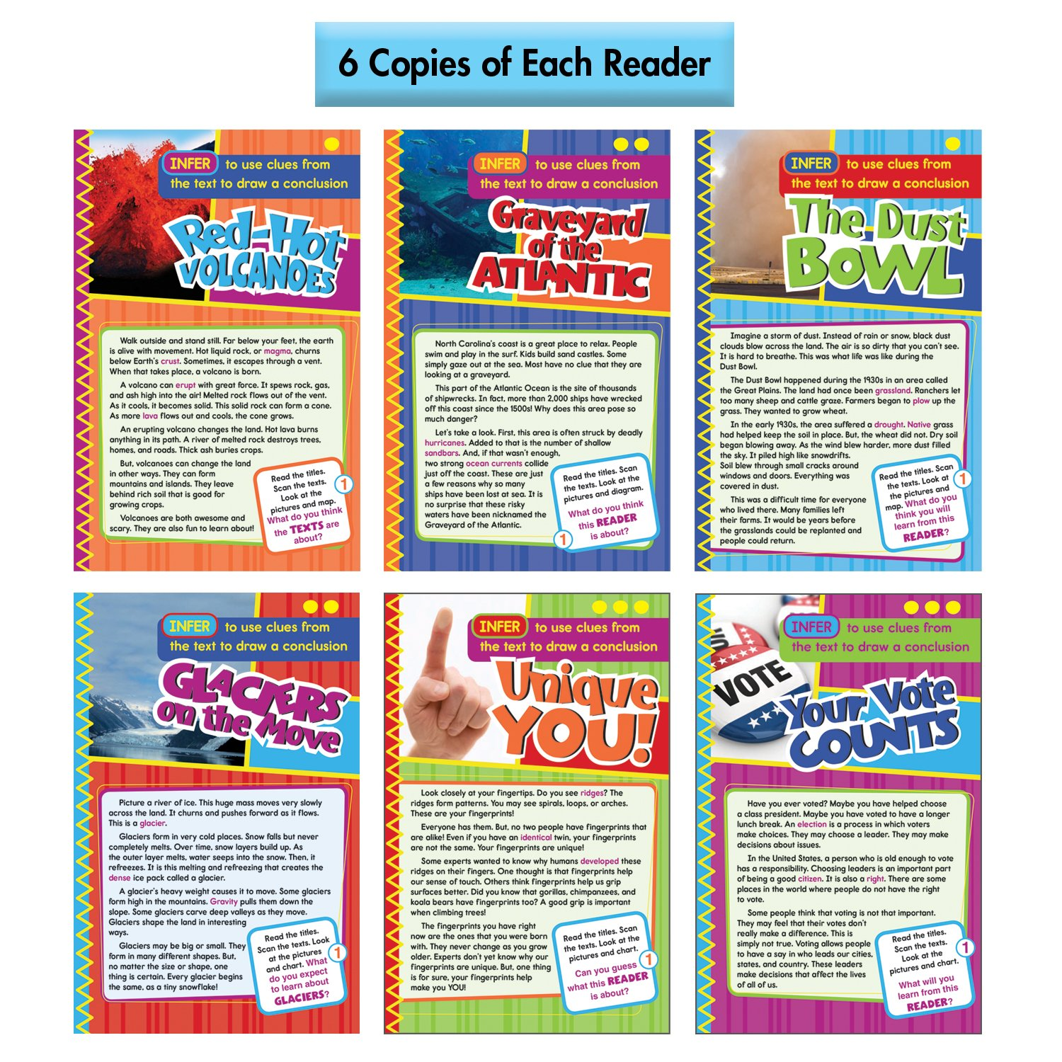Ready To Go Guided Reading Infer Grades 3 4 Pamela Walker