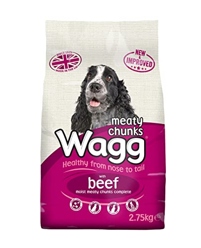 Bakers Meaty Meals Adult Dog Food Beef 2 7 Kg Pack Of 4