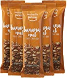 Wickedly Prime Fruit & Nut Bar, Banana Nut, Gluten Free, Kosher, 1.4 Ounce (Pack of 5)
