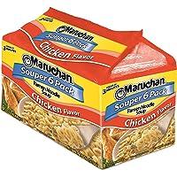 Maruchan Ramen Noodles Chicken Flavor, 3 Ounce, (Pack of 6)