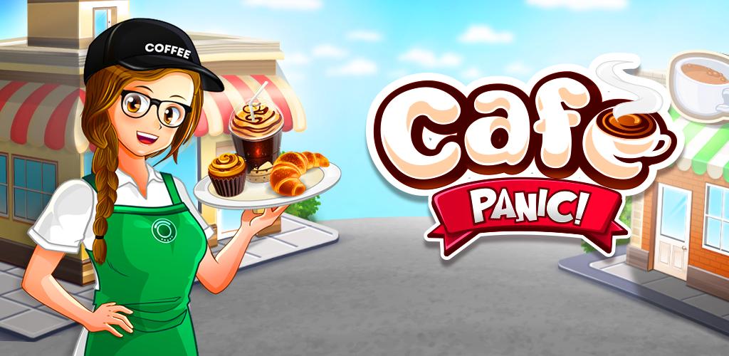 Resultado de imagem para Cafe Panic: Cooking Restaurant
