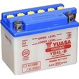 Yuasa YB4L-B Batterie de Moto, 120x70x92 mm, 12V