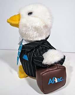 amazon com talking 6 plush aflac duck toys games