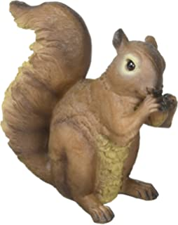 Zingz And Thingz Nibbling Squirrel Garden Statue