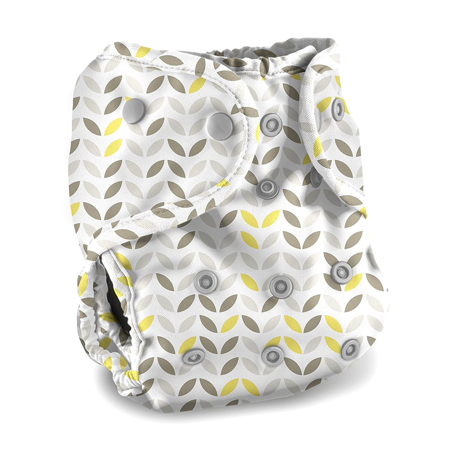 Buttons Cloth Diaper Cover - One Size (Sherwood) Buttons Diapers