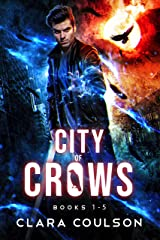 City of Crows Books 1-5 (City of Crows Box Sets Book 1) Kindle Edition