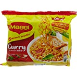 Maggi 2-Min Curry Noodles, 79g (Pack of 5)