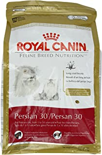 Royal Canin Dry Cat Food, Persian 30 Formula, 7-Pound Bag