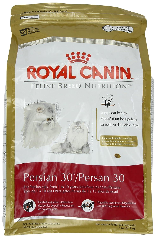 Amazon.com : Royal Canin Dry Cat Food, Persian 30 Formula, 7-Pound Bag : Dry Pet Food : Pet Supplies