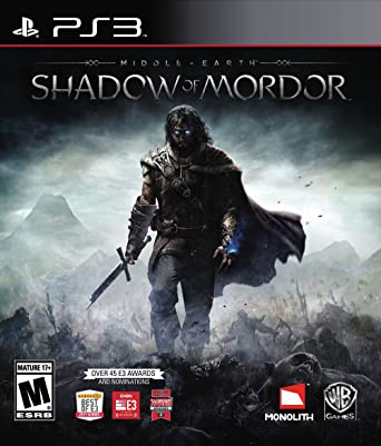Middle Earth: Shadow of Mordor (PS3) PlayStation 3 Games at amazon
