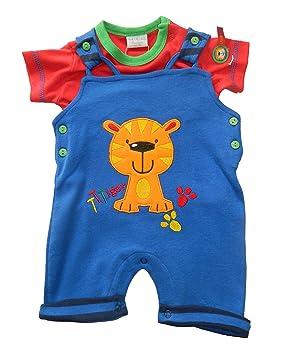 777e870e72b10 Rockabye-Baby - Salopette - Bébé (garçon) 0 à 24 mois bleu rouge ...