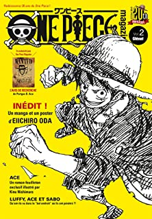 Amazon Fr One Piece Magazine Tome 03 Eiichiro Oda Livres