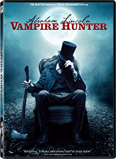abraham lincoln vampire hunter audiobook