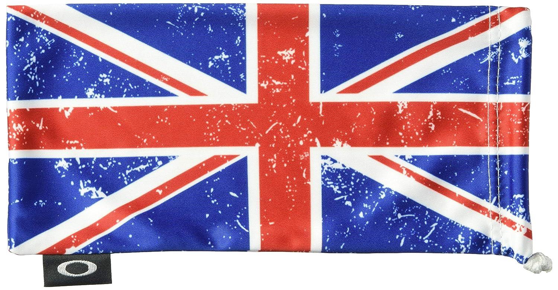 ac2b4e9874 Amazon.com  Oakley Microbag UK Flag Sunglass Accessories - Assorted One  Size  Clothing