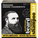 Professor Fuzzworthy's Beard SHAMPOO bar with All Natural Oils From Tasmania Australia - 120g