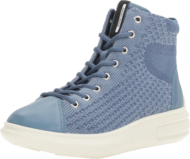 Soft 3 High Top Fashion Sneaker