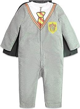 Warner Bros. Harry Potter Mono y Capa Cierre de Cremallera ...