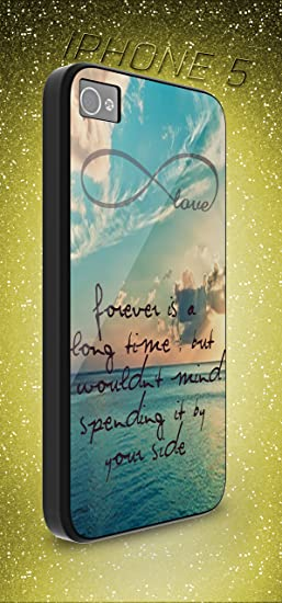 Amazoncom Spocases Made To Order Forever Is A Long Time Quote