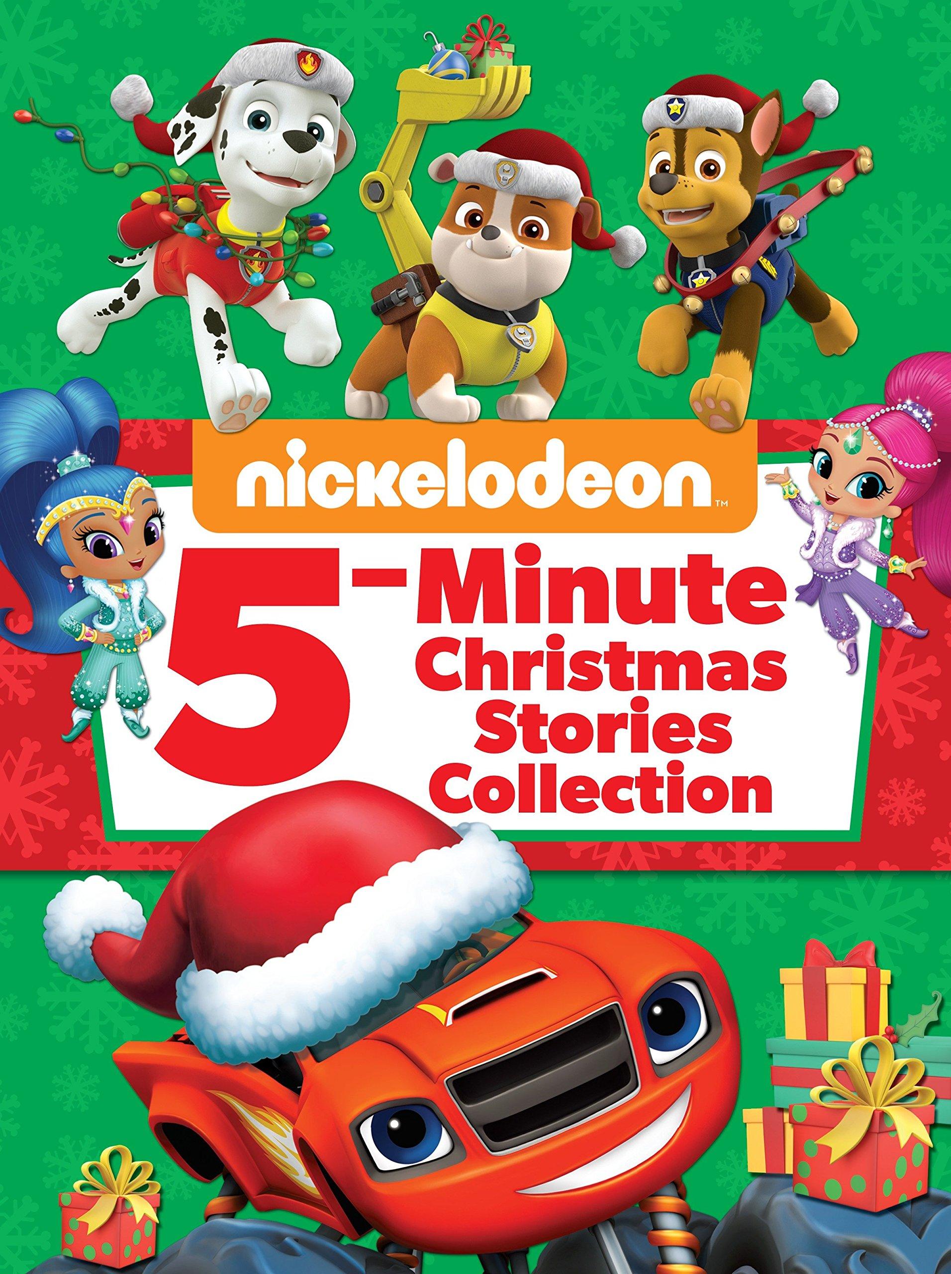 Nickelodeon 5-Minute Christmas Stories (Nickelodeon): Random