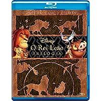 O Rei Leão - Trilogia [Blu-Ray]