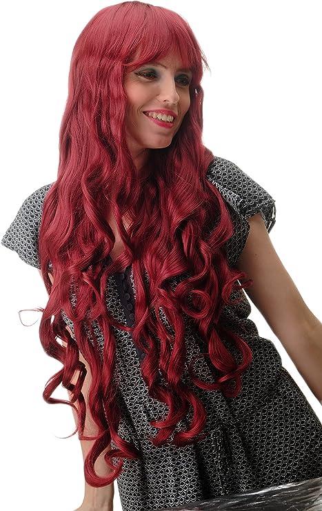 WIG ME UP- GFW501L-39 peluca de mujer pelo muy largo raya en ...