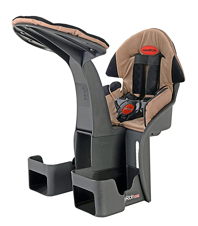 Best Child Bike Seat: WeeRide LTD Kangaroo Child Bike Seat