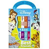 Disney Lion King, Moana, and more! - Best Friends My First Library Board Book Block...