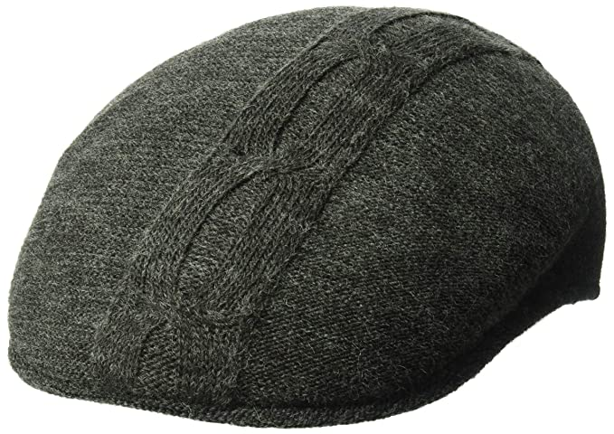 Kangol Men s Cable 504 Flat Ivy Cap Hat at Amazon Men s Clothing store  5bb59458a383