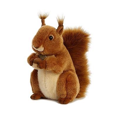"Aurora - Miyoni - 10"" Red Squirrel: Toys & Games"