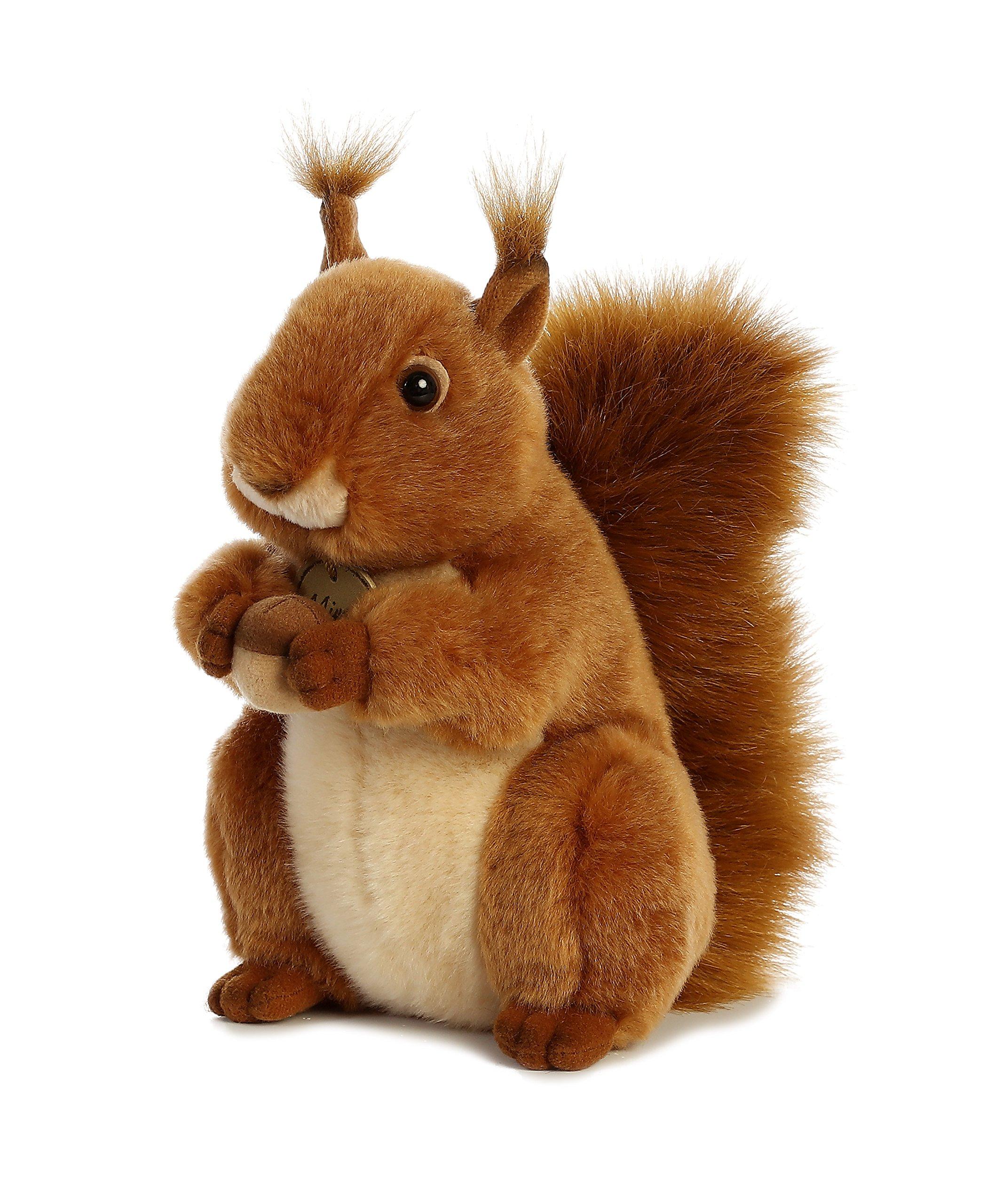 Aurora World Miyoni Toy Red Squirrel Plush by Aurora World Inc.