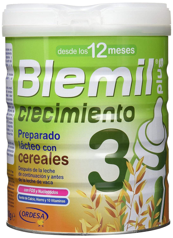 Blemil Plus Leche con Cereales - 800 gr: Amazon.es: Alimentación y ...
