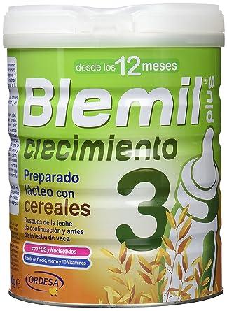 Blemil Plus Leche con Cereales - 800 gr