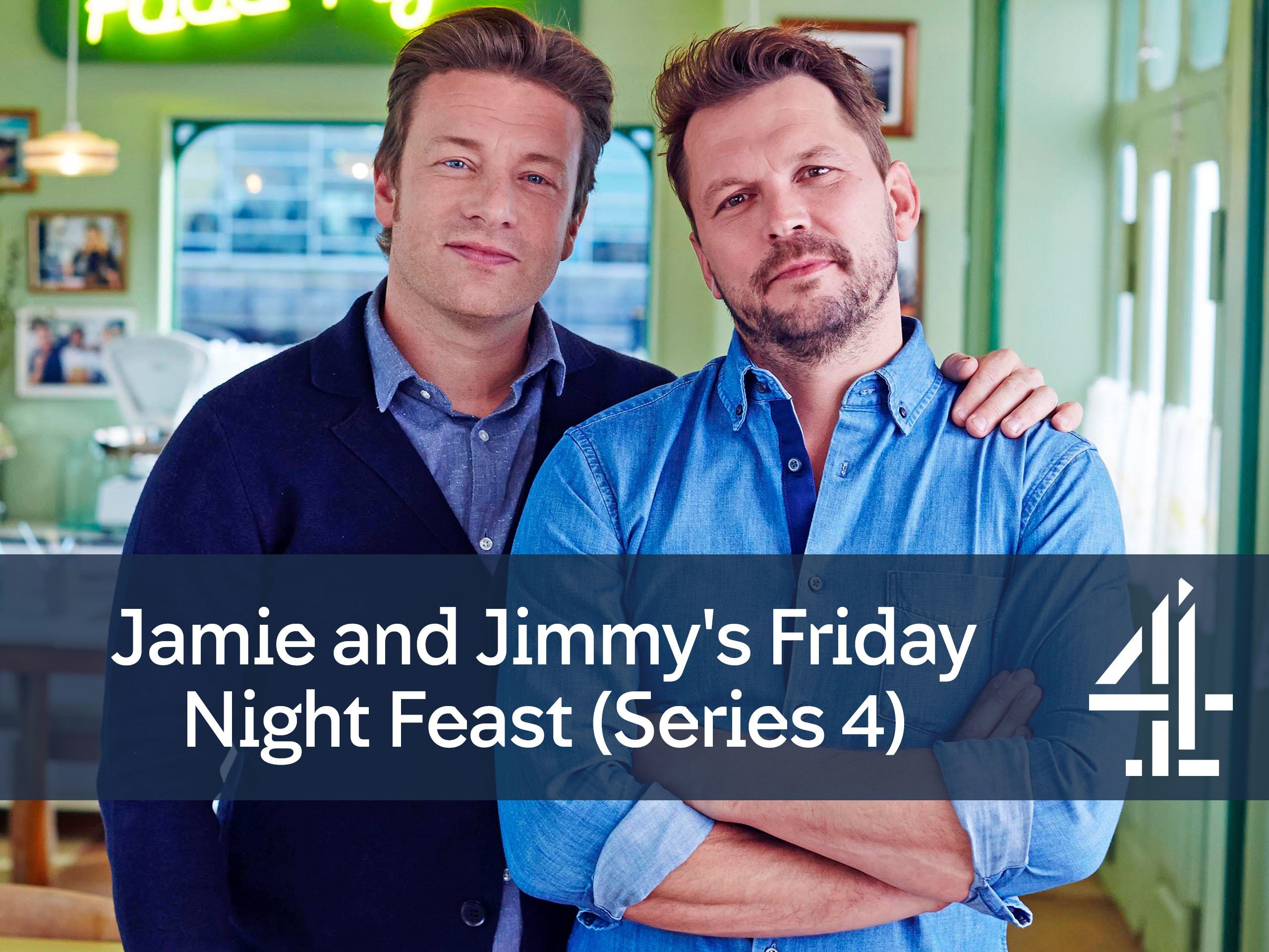 Amazoncouk Watch Jamie And Jimmys Friday Night Feast