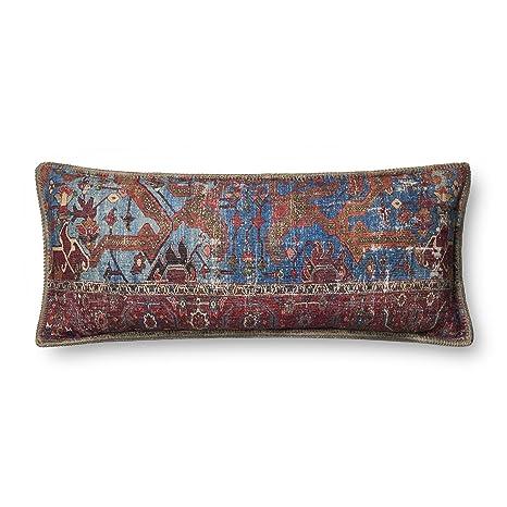 Amazon.com: Loloi – Funda de almohada, solo/sin relleno ...