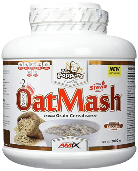 Mr. Poppers OatMash 2 Kg Coco Chocolate