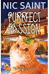 Purrfect Passion (The Mysteries of Max Book 23) Kindle Edition