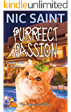 Purrfect Passion (The Mysteries of Max Book 23)