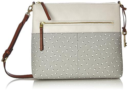 Fossil Damentasche ? Fiona Large Crossbody, Women's Cross-Body Bag