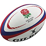 Gilbert England Replica Rugby Ball