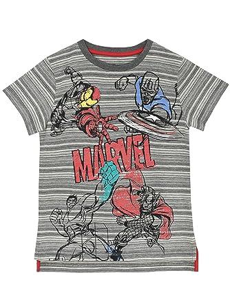 Marvel Boys Avengers T-Shirt